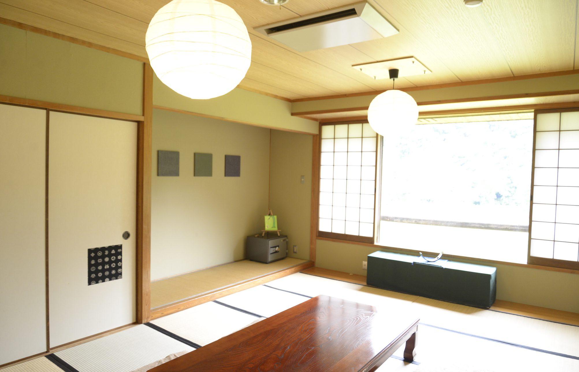 TEMIL BOX和室客室例